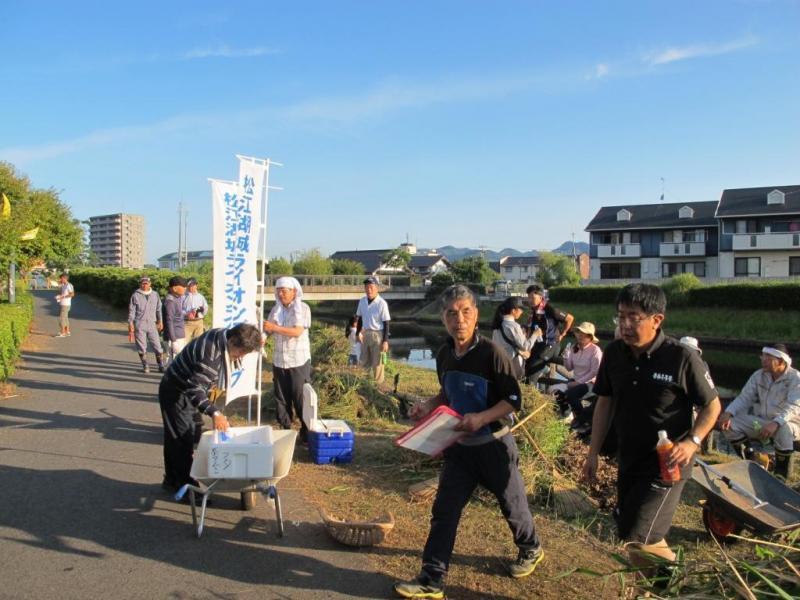 福田環境生活委員長もがんばります!