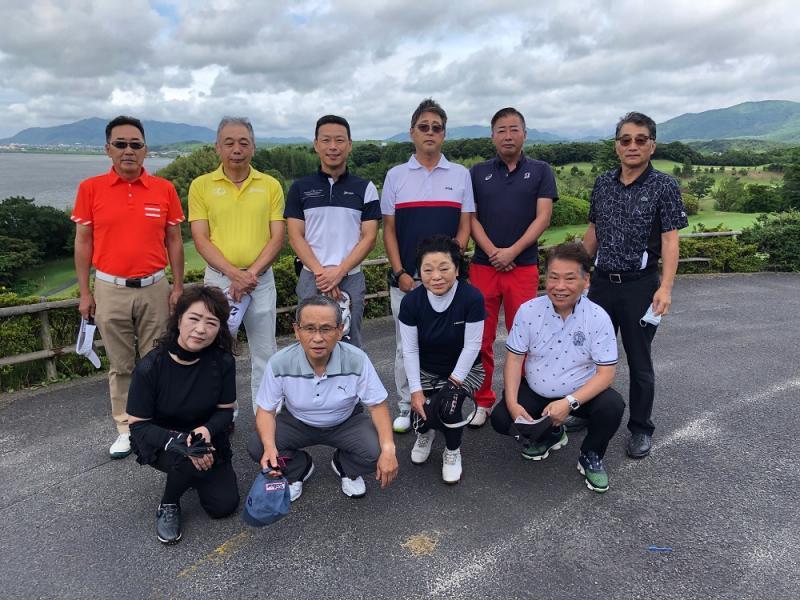 令和20年度ゴルフコンペ開催
