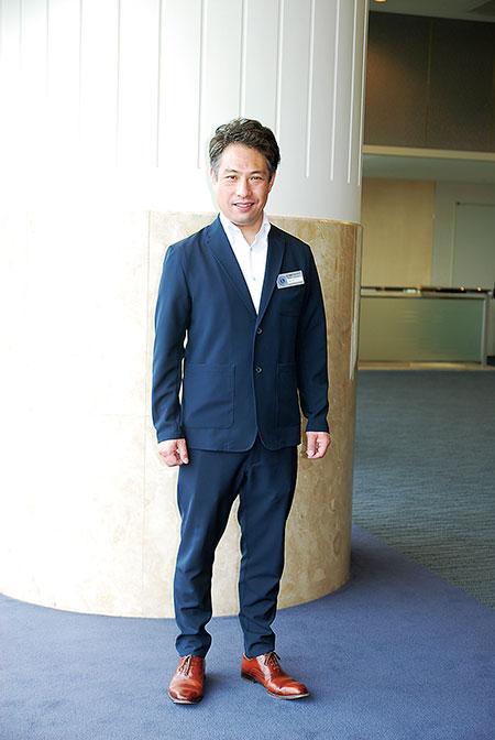 阿部芳弘 支部会長