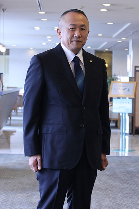 宮本 久雄 会長